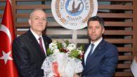 "AK Parti İl Başkanı Mehmet Ay, ""ATB Adanamızın gözbebeği"""