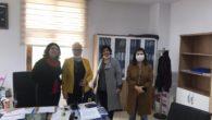 Adana'da kurulmuş olan Kıvılcım Kadın Kooperatifi Hazırladıkları Gıda Kolileri ile Seferberlik Başlattı.