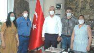 Yerel Medya Güç Birliği Platformu'ndan Adana ESOB'ne ziyaret