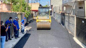 Her gün 9 farklı yerde asfalt çalışması