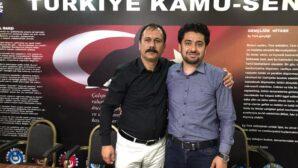 Genç, dinamik ve mücadeleci sendikacılığı ile dikkat çeken Durdu Mehmet Gireç'e büyük görev…