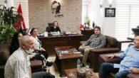 Yerel Medya Güç Birliği Platformu'ndan ASKİ'ye ziyaret
