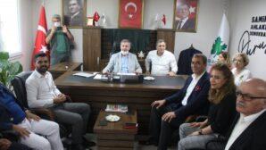 Gelecek Partisi Genel Başkan Yardımcısı Selçuk Özdağ Adana'ya geldi.