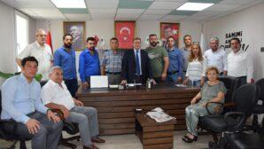 Gelecek Parti Adana'da yerel basınla bir araya geldi