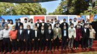 Feke'de Başkan Gün, Kozan'da Başkan Bilgili Güven Tazeledi