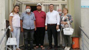 Gelecek Partisi Adana İl Başkanı Kenan Akkaya : Gelecek Partimiz STK'lara özel önem vermektedir.