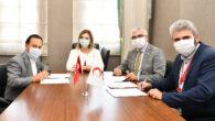 Sarıçam Belediyesi ve Türk Kızılay Adana Toplum Merkezi Arı Sütü Üretimi İşbirliği Protokolü İmzaladı.