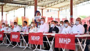 MHP Adana'da Kongreleri Başarıyla Tamamlıyor!