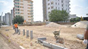 Çukurova'ya Yeni Park