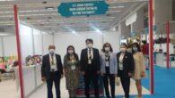 Kıvılcım Kadın Kooperatifi Ankara'da fuara katıldı