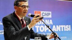 """CHP Çukurova İlçe Başkanı Remzi Ümit Atay:  """"Ahmet Taner Kışlalı'yı, saygı ve rahmetle anıyorum"""""""