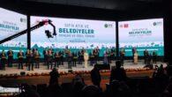 BAŞKAN KOCAİSPİR'E PROJE ÖDÜLÜ