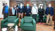 Yerel Medya Güç Birliği Platformu'ndanİl Sağlık Müdürü Dr. Halil Nacar'a ziyaret