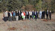 150 Fidan Çukurova Üniversitesinde Toprakla Buluştu