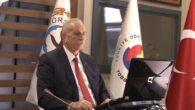"""ATB Başkanı Bilgiç, """"Cumhurbaşkanımıza Akdeniz bölgemizin sorun ve taleplerini ilettik"""""""