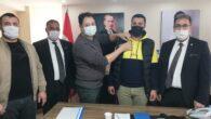 Yüreğir İlçe Başkanı Enis Akyürek önderliğinde ilçe 2. başkanlarından Halil Bulur'un AK Partiye gönül vermiş ve üye olan 175 kişi ile birebir görüşerek İYİ Partiye transfer yaptı.
