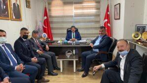 """""""Türkiye yıkıcı muhalefetin tehdidi altında"""""""