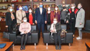 Çukurova, YDD ile yaşlılar için işbirliği yapacak