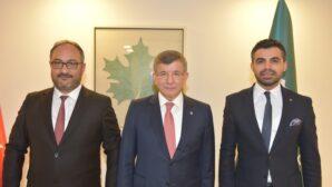 Gelecek Partisi Seyhan İlçe Başkanlığına Volkan Akyüz atandı.