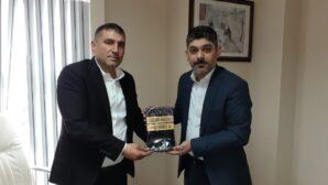 MHP Seyhan İlçe Başkanlığından Adana Oto Center' a ziyaret