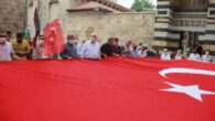 Siyonist işgal rejiminin Mescid-i Aksa saldırıları Adana'da kınandı