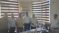 CHP Seyhan'dan Esnaf Odası'na ziyaret
