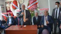 DSP Adana İl Başkanı Erhan Saltuk : Yeni bir iktidara ihtiyaç var. O da DSP'dir