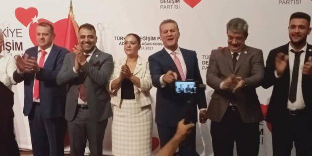 Türkiye Değişim Partisi Adana İl Kongresine Mustafa Sarıgül'ün Konuşması Damga Vurdu