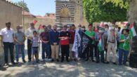 İHH'DAN 81 İLDE SİYONİSTLERİN MESCİD-İ AKSA BASKINLARINA SERT TEPKİ