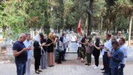 MHP Adana İl'den Ülkücü Kadın Şehitlere vefa!
