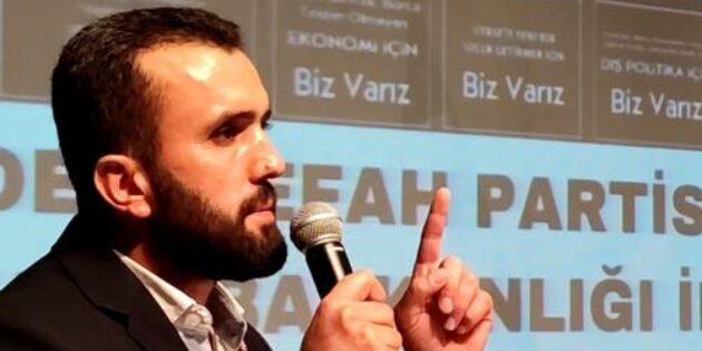 Hakikat, Genel Başkanımız Dr.Fatih Erbakan'ın kanatlarında yükselecek